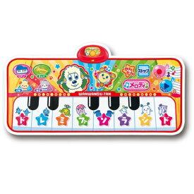 【送料無料】いないいないばあっ! リズムでレッスン♪ワンワンのメロディマット おもちゃ こども 子供 知育 勉強 1歳6ヶ月