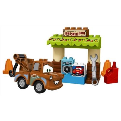 【送料無料】LEGO 10856 デュプロ メーターの小屋