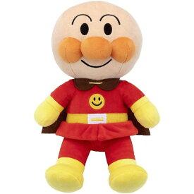 ふわりんスマイルぬいぐるみ ぎゅっとM アンパンマンおもちゃ こども 子供 女の子 ぬいぐるみ 1歳6ヶ月
