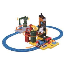 プラレール キャラアクション!きかんしゃトーマス チャレンジ!ソドー島 おもちゃ こども 子供 男の子 電車 3歳