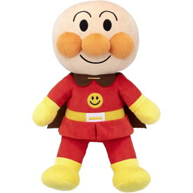 ふわりんスマイルぬいぐるみ ぎゅっとL アンパンマンおもちゃ こども 子供 女の子 ぬいぐるみ 1歳6ヶ月