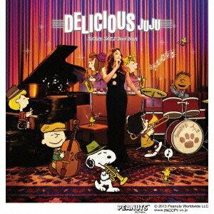 JUJU/DELICIOUS 〜JUJU's JAZZ 2nd Dish〜 【CD】