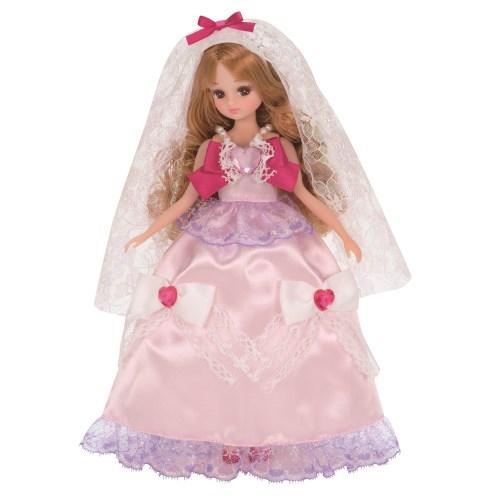 リカちゃん LD-05 キラキラウェディング おもちゃ こども 子供 女の子 人形遊び 3歳