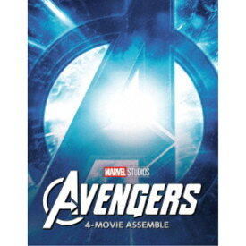 【送料無料】アベンジャーズ:4ムービー・アッセンブル《数量限定版》 (初回限定) 【Blu-ray】