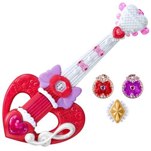【送料無料】HUGっと!プリキュア ツインラブギター