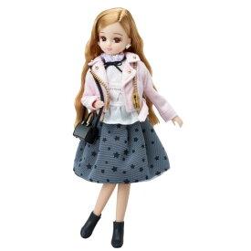 【送料無料】リカちゃん LD-17 リカビジュー ライダースキュート おもちゃ こども 子供 女の子 人形遊び 3歳