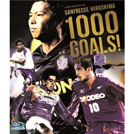 サンフレッチェ広島1000GOALS 1993-2015 【Blu-ray】