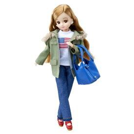 リカちゃん LW-17 リカビジュードレスセット ストリートウォーク おもちゃ こども 子供 女の子 人形遊び 洋服 3歳