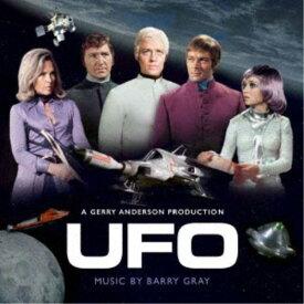 バリー・グレイ/オリジナルTVサウンドトラック 謎の円盤UFO 【CD】