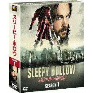 スリーピー・ホロウ シーズン1 SEASONS コンパクト・ボックス 【DVD】