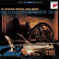 ユージン・オーマンディ/ブラームス:交響曲第1番[1959年録音] 【CD】