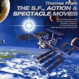 (オムニバス)/SF、アクション、スペクタクル映画音楽 【CD】