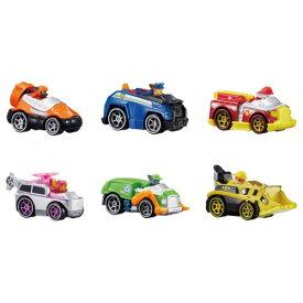 パウ・パトロール ダイキャストビークル ギフトパック おもちゃ こども 子供 男の子 ミニカー 車 くるま 3歳