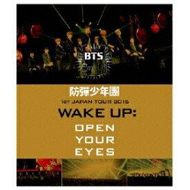 防弾少年団/1st JAPAN TOUR 2015「WAKE UP:OPEN YOUR EYES」 【Blu-ray】
