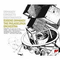ユージン・オーマンディ/フィラデルフィア管弦楽団/オーマンディ・コンダクツ・ショスタコーヴィチ 【CD】