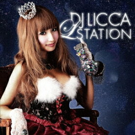 DJ LICCA/DJ LICCA L★STATION 【CD】