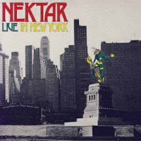 ネクター/コンプリート・ライヴ・イン・ニューヨーク 【CD】