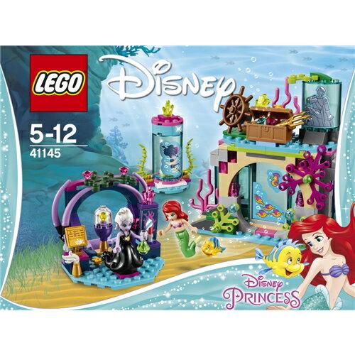 【送料無料】LEGO 41145 ディズニー アリエル 海の魔女アースラのおまじない