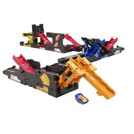 チェインレンサー CR-08 スターターセット+ Ω(オメガ)おもちゃ こども 子供 男の子 ミニカー 車 くるま 6歳