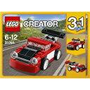 LEGO 31055 クリエイター 赤いレースカー おもちゃ こども 子供 レゴ ブロック 6歳