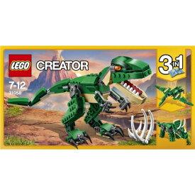LEGO 31058 クリエイター ダイナソー おもちゃ こども 子供 レゴ ブロック 7歳