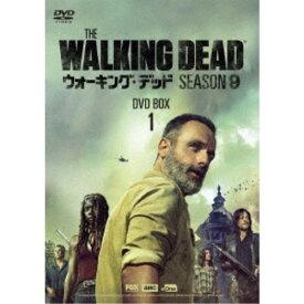 ウォーキング・デッド9 DVD BOX-1 【DVD】