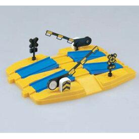 プラレール J-16 複線踏切り おもちゃ こども 子供 男の子 電車 3歳