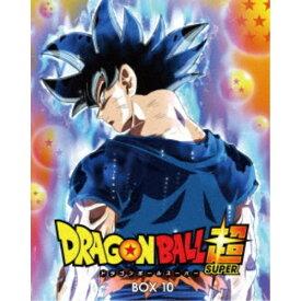 【送料無料】ドラゴンボール超 Blu-ray BOX10 【Blu-ray】
