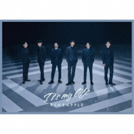 V6/It's my life/PINEAPPLE《通常盤》 【CD】