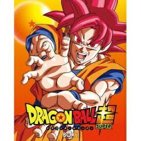 ドラゴンボール超 DVD BOX1 【DVD】