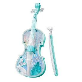 ディズニー ライト&オーケストラバイオリン ブルー おもちゃ こども 子供 知育 勉強 3歳 ミッキーマウス
