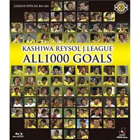 KASHIWA REYSOL J.LEAGUE ALL1000 GOALS 【Blu-ray】