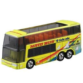 トミカ 42 はとバス(BP) おもちゃ こども 子供 男の子 ミニカー 車 くるま 3歳