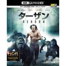 ターザン:REBORN UltraHD (初回限定) 【Blu-ray】