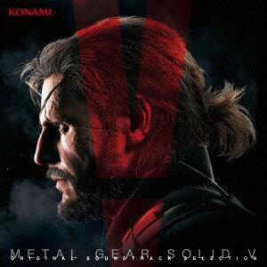 (ゲーム・ミュージック)/METAL GEAR SOLID 5 ORIGINAL SOUNDTRACK 【CD】