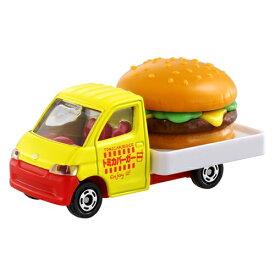 トミカ 054 トヨタ タウンエース ハンバーガーカー おもちゃ こども 子供 男の子 ミニカー 車 くるま 3歳
