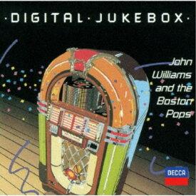 ジョン・ウィリアムズ ボストン・ポップス/おもいでの夏、ピンク・パンサー〜デジタル・ジュークボックス《生産限定盤》 (初回限定) 【CD】