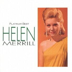 ヘレン・メリル/ヘレン・メリル 【CD】