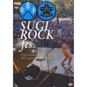 杉山清貴/30th Anniversary SUGIYAMA,KIYOTAKA The open air live 2013 SUGI ROCK fes. 【DVD】