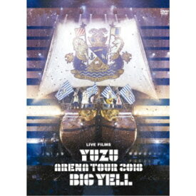 ゆず/LIVE FILMS BIG YELL 【DVD】