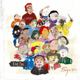King Gnu/Sympa《通常盤》 【CD】