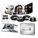 メン・イン・ブラック 4ムービー・コレクターズBOX (初回限定) 【Blu-ray】