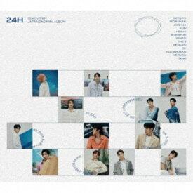 SEVENTEEN/24H《限定盤C》 (初回限定) 【CD】