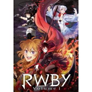 RWBY VOLUME 1 【DVD】