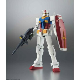 ROBOT魂 <SIDE MS> RX-78-2 ガンダム ver. A.N.I.M.E. [BEST SELECTION]フィギュア 機動戦士ガンダム