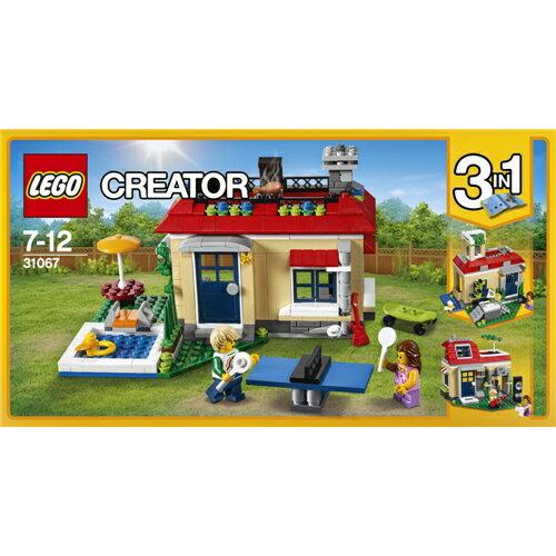 LEGO 31067 クリエイター プールサイドの休日