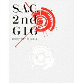 攻殻機動隊 S.A.C. 2nd GIG Blu-ray Disc BOX:SPECIAL EDITION《特装限定版》 (初回限定) 【Blu-ray】