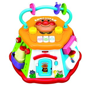 アンパンマン おおきなよくばりボックス おもちゃ こども 子供 知育 勉強 ベビー 0歳10ヶ月