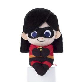 ディズニーキャラクター ちょっこりさん インクレディブル・ファミリー ヴァイオレット おもちゃ こども 子供 女の子 ぬいぐるみ Mr.インクレディブル