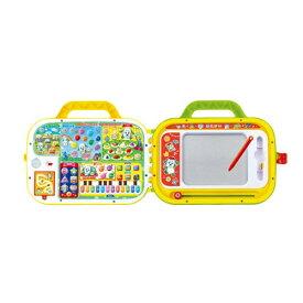 クイズにおえかきミュージック!タッチでおしゃべり レッスンバッグ おもちゃ こども 子供 知育 勉強 1歳6ヶ月 いないいないばあっ!